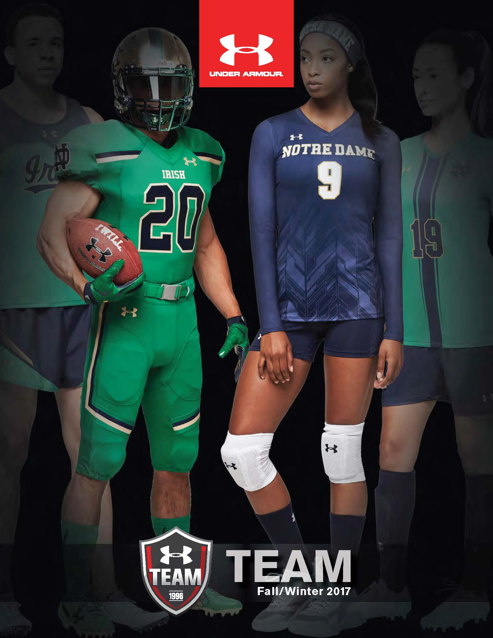 Image result for under armour fall winter 2017 team catalog