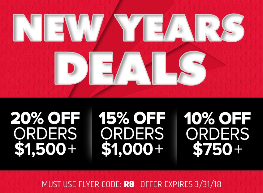 New Years Deals