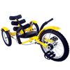 Mobo Mobito The Ultimate Three Wheeled Cruiser 16""