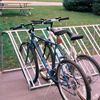 Economy Single Sided Bike Rack