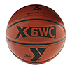 Composite Basketball with YMCA Logo