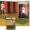 Softball Pitching Turf Mat