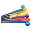 Foam Bats and Balls Set