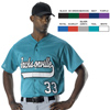 Mesh Full-Button Jersey - Adult XS-X L