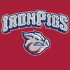 Iron Pigs Minor League T-Shirt (Fall'09)