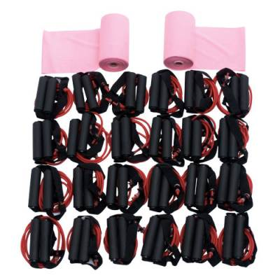 Exercise Tubes and Fitness Bands Packs Main Image