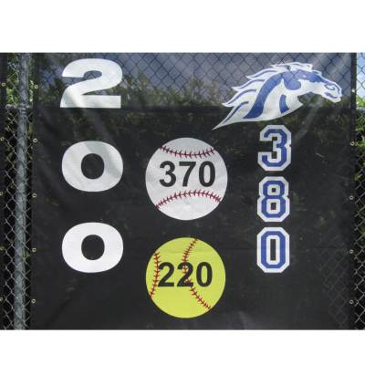 Outfield Distance Markers Main Image