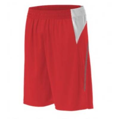 Alleson Youth Loose Fit Shorts W/Pockets Main Image