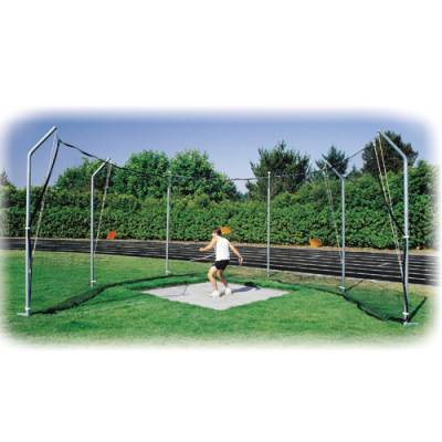 Cantilevered Discus Cage Main Image