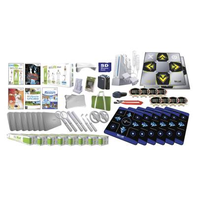 Wii DDR Energy   Wii Fit™ Plus Class Package Main Image