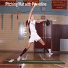 Jennie Finch Pitching Mat with Power Line Thumbnail Image