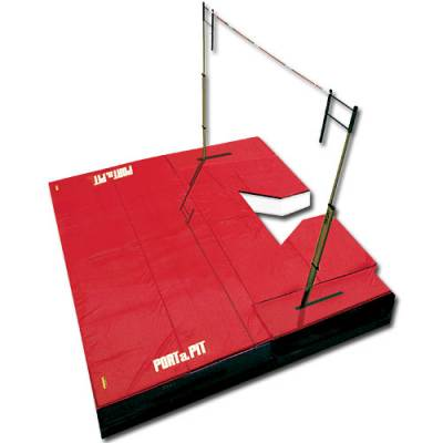 Competition Pole Vault Landing Systems Main Image