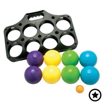 GameCraft® Economy Bocce Set Main Image