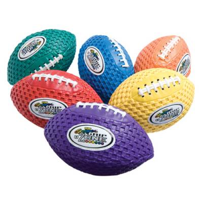 Color My Class® Fun Gripper Footballs Main Image