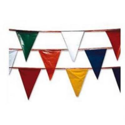 100' Pennant Streamers Base Image