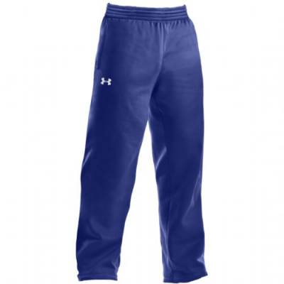 Under Armour Armour Fleece Mens Loose-Fit Open-Bottom Pants