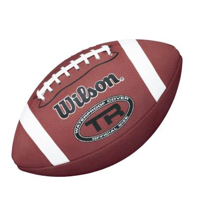 Wilson TR Rubber Football Official Main Image
