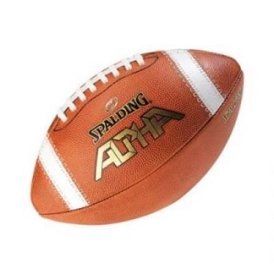 Spalding® Alpha Official-Size Football Base Image