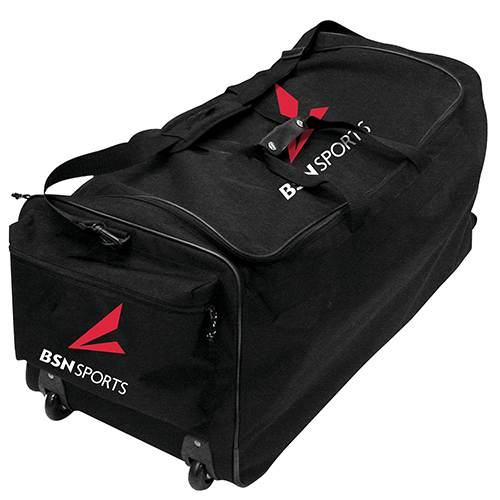 Bsn Sports Deluxe Wheeled Equipment Bag Main Image