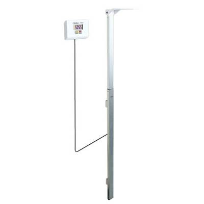 Wall-Mount Digital Height Measuring Rod Main Image