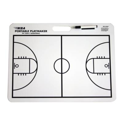 Portable Playmaker Basketball Board Main Image