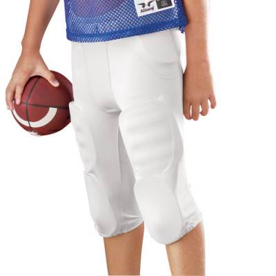 Youth Solo Polyester Football Pants Main Image