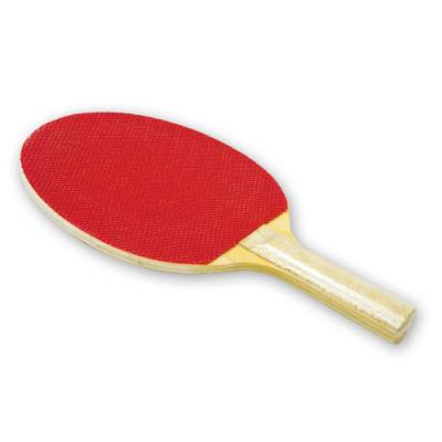 GameCraft® Economy Rubber Table Tennis Paddle Main Image
