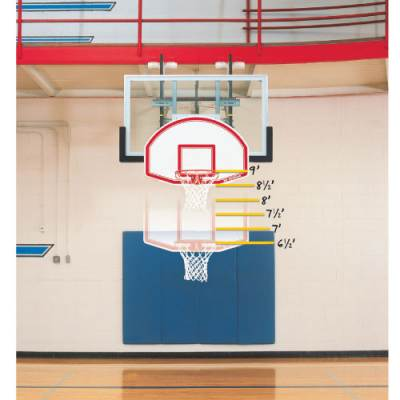 Bison Easy-Up™ 6-in-1 Mini Basketball Goal Main Image