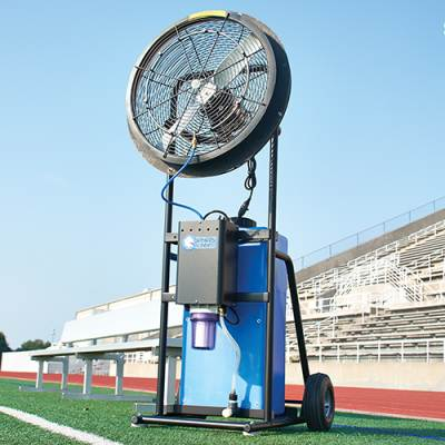 Sports Cool Portable Cooling System Main Image