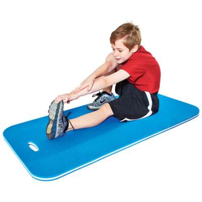 Dual-Density Workout Mat Main Image