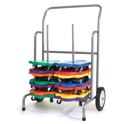 Scooter Board/Cone Cart Main Image