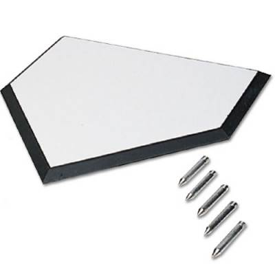 Rubber Home Plate Main Image