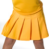 Fitted Knife Pleat Skirt - Women 2XL-5XL