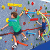 Everlast Climbing™ Traverse Wall® Challenge Course