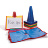 US Games Task Tents (6-Pack)