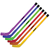 "Rainbow 36"" Elementary Hockey Sticks"
