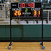 4' x 2' Multisport Indoor Scoreboard