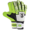 Brine King 3X Goalie Glove Wht/Lime