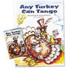 Any Turkey Can Tango - Book + CD